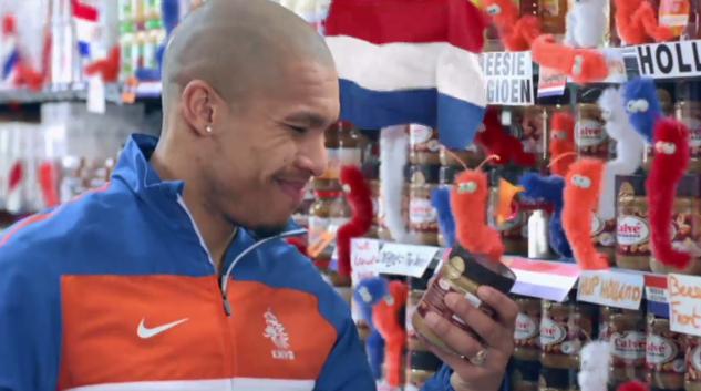 Albert Heijn Beesie de grootste supporter van Nederland