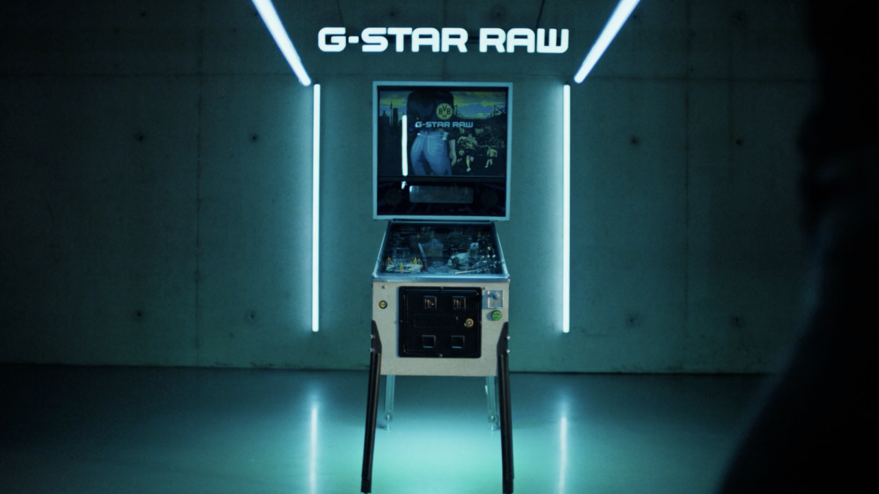 G-Star RAW x BVB - The Game Is On